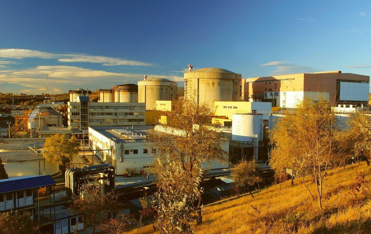 Centrala Nucelara Cernavoda