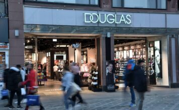 Douglas store in Germany