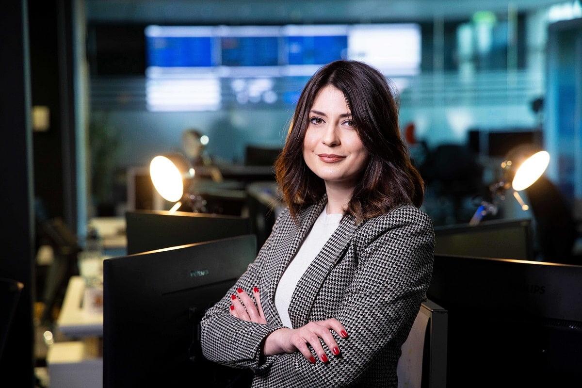 Raluca Saceanu, Manager General Smarttech247