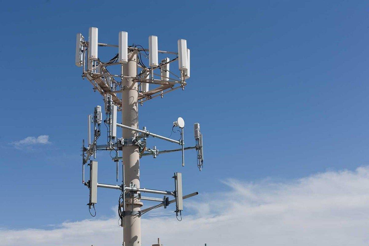antena telefonie mobila