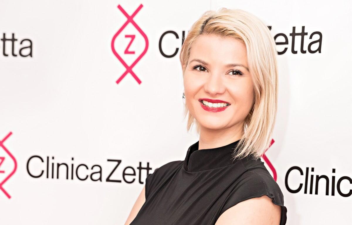 Andreea Constantin, CEO Clinica Zetta
