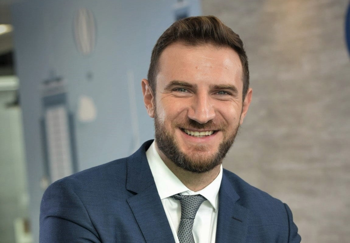 Andrei Voica, Head of Workplace Advisory Avison Young