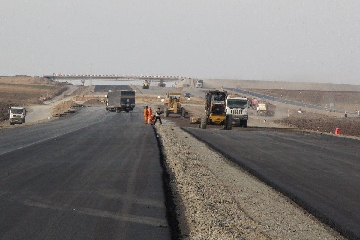 Autostrada Suplacu de Barcău-Bors