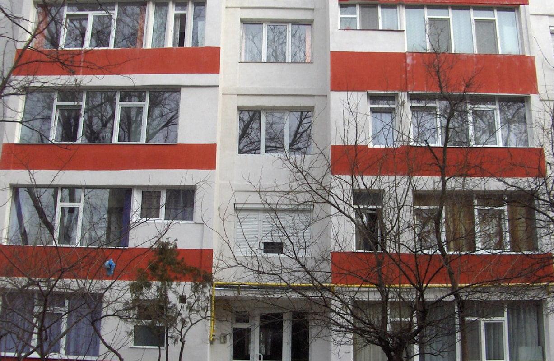 Bloc reabilitat termic in Galati