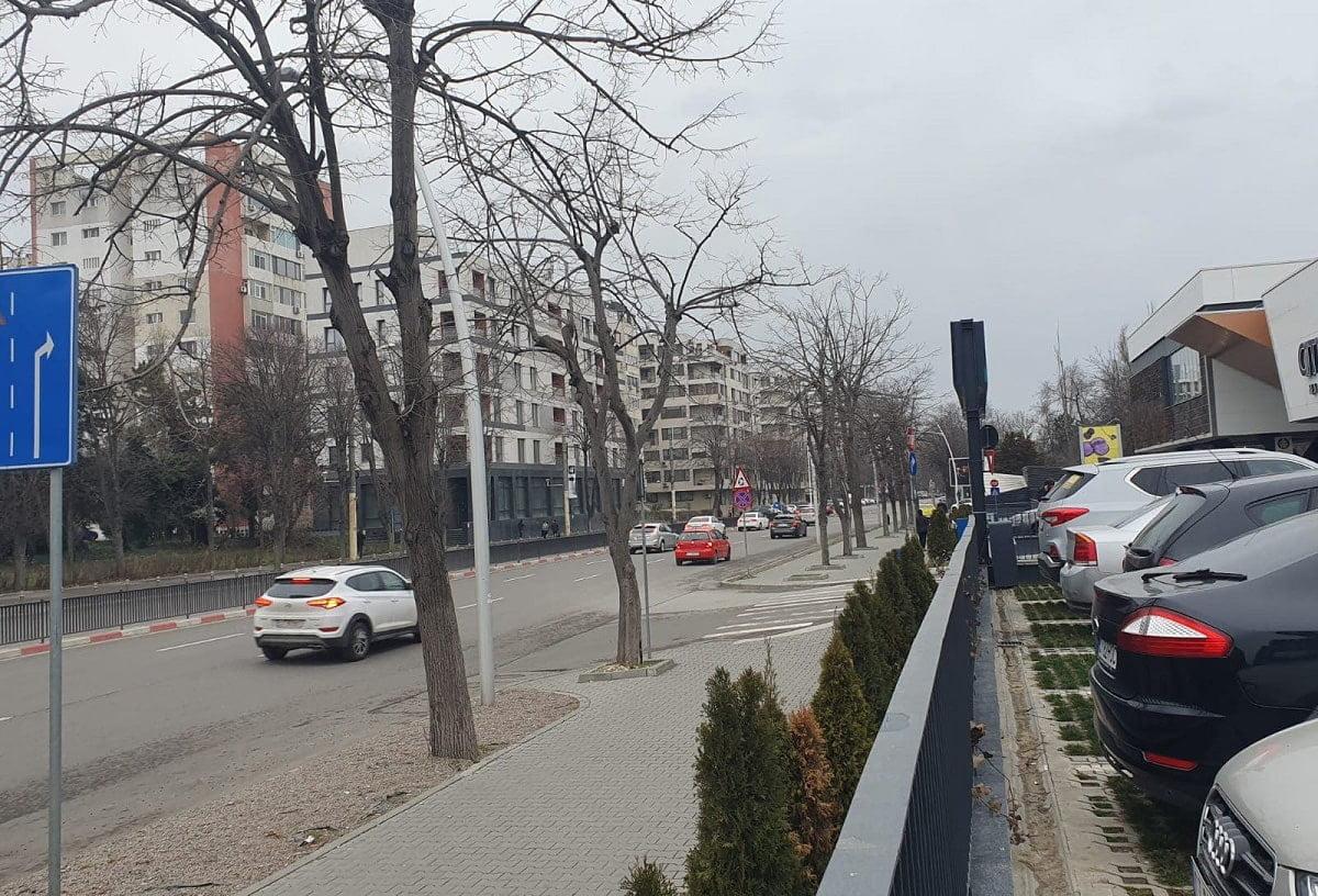 Bulevardul Alexandru Lapusneanu