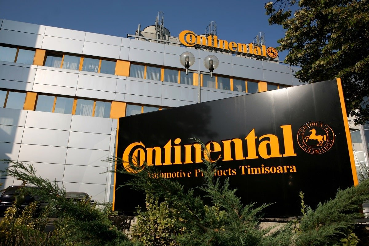 Continental Anvelope Timisoara
