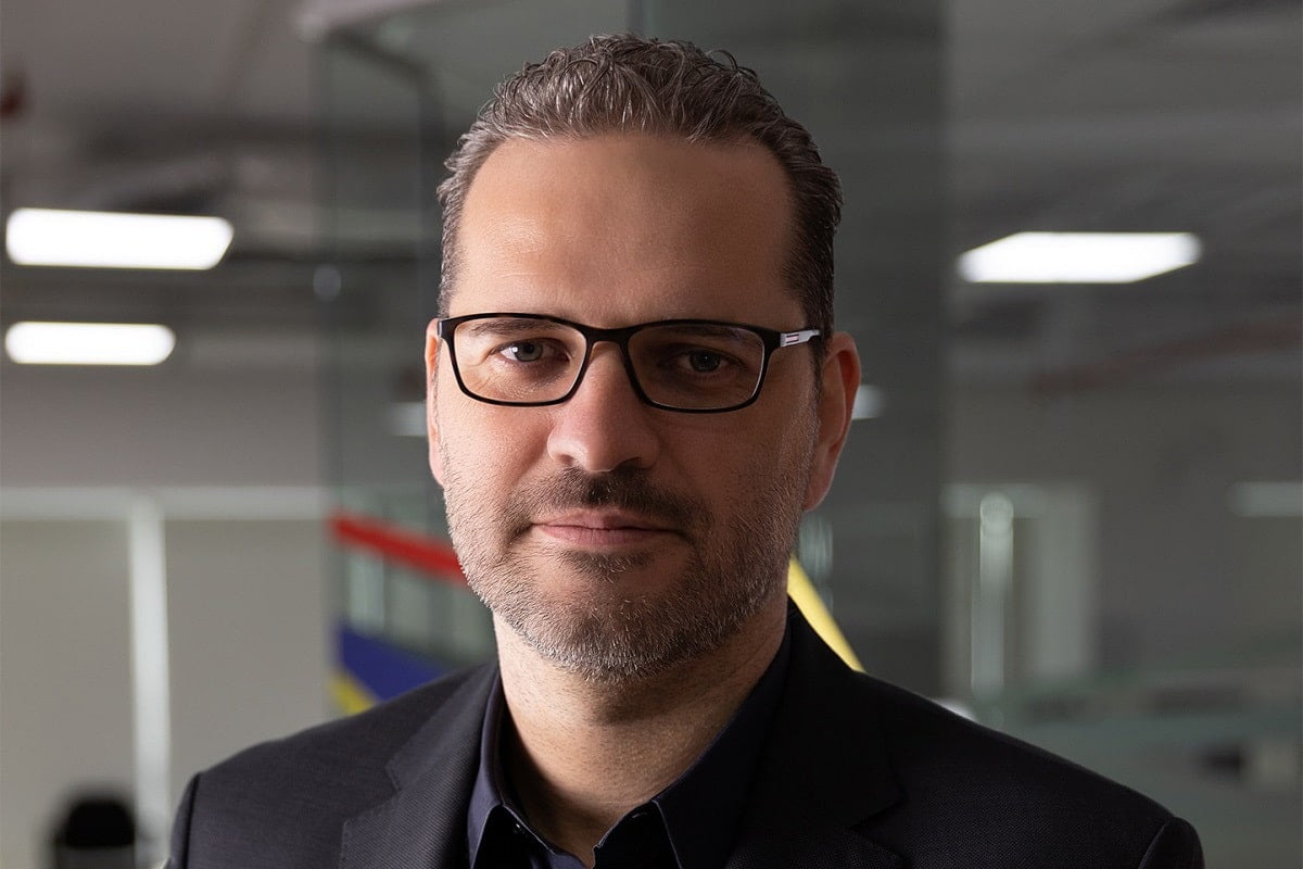 Cristian Pana Managing Director Ubisoft