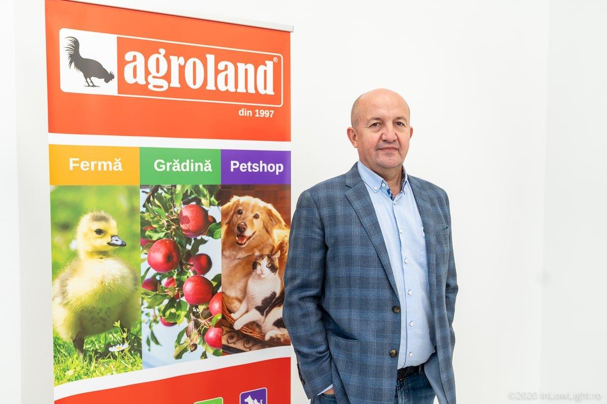 Horia Cardos, CEO Agroland