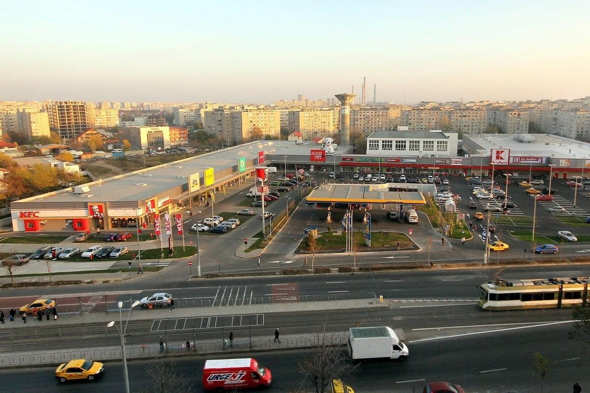 Mitiska REIM - Retail Park Mihai Bravu, Bucharest