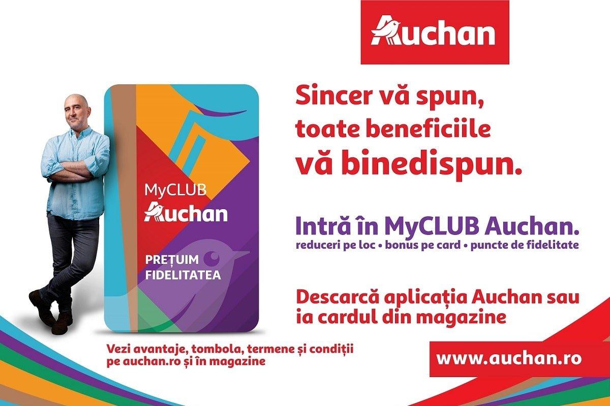 MyCLUB Auchan