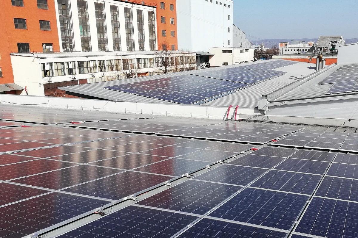 Panouri fotovoltaice Moara Cibin Sibiu