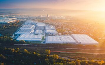 Parcul logistic CTP Bratislava