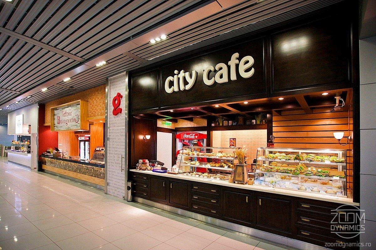 Restaurante Aeroport Otopeni City Grill