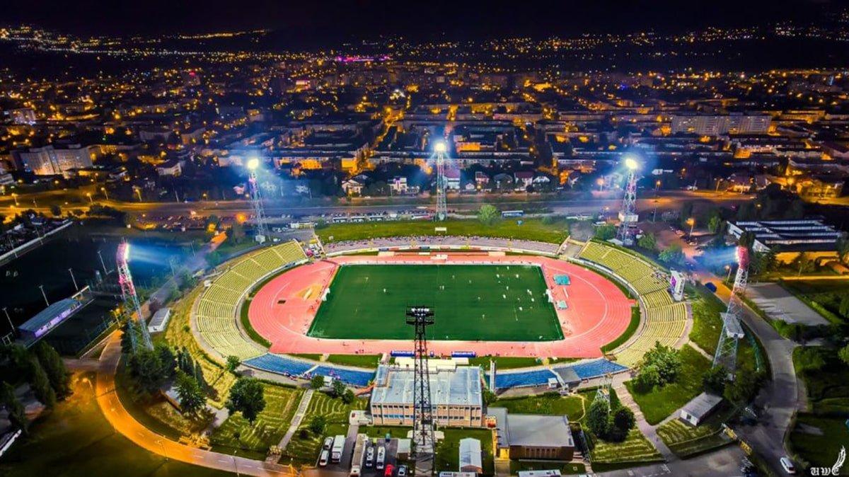 Stadion Nicolae Dobrin Pitesti