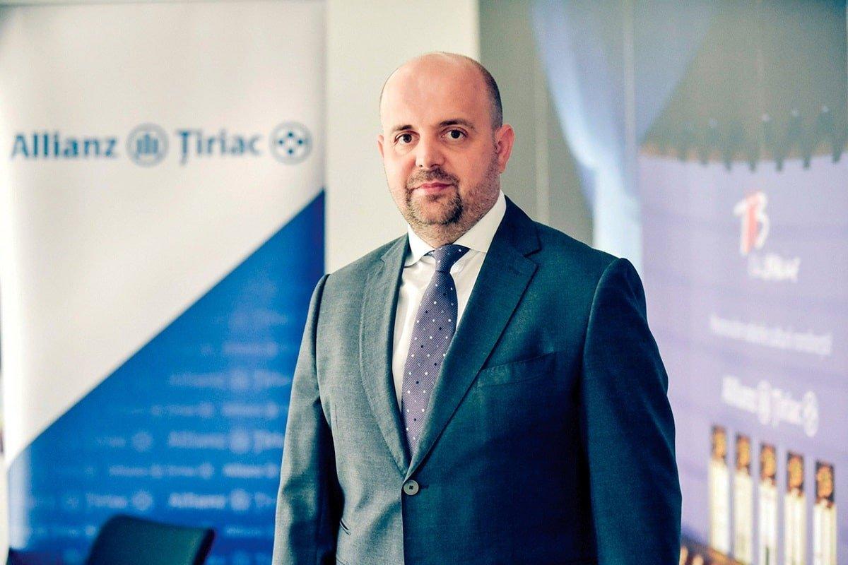 Virgil Soncutean Allianz Tiriac