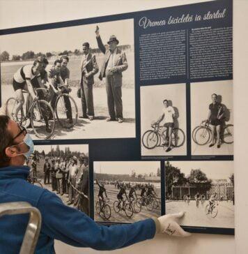 expozitie biciclete bucuresti