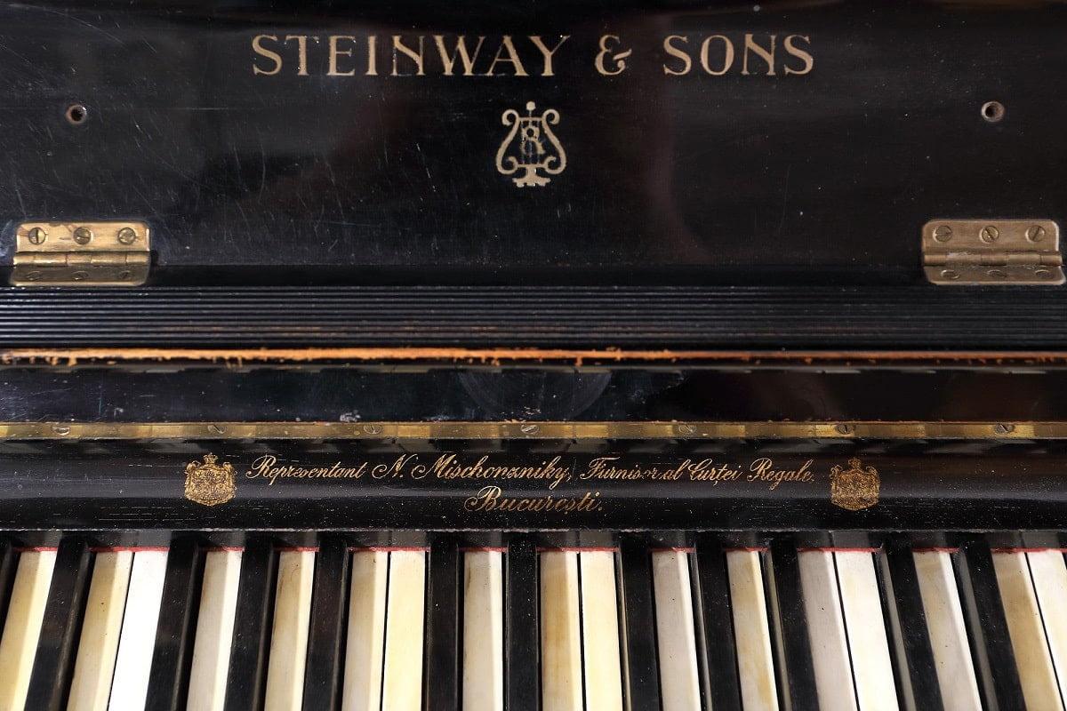 pian Steinway & Sons