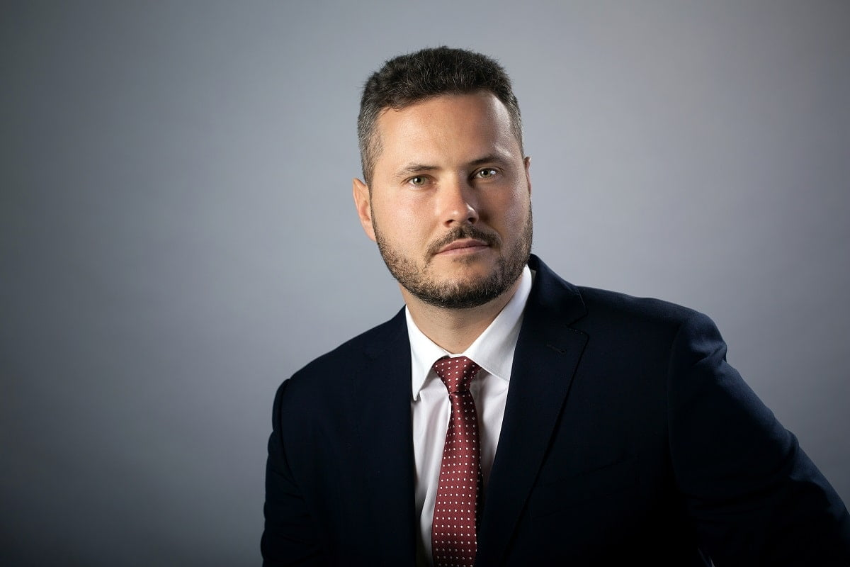 Armand Domuta CEO Restart Energy