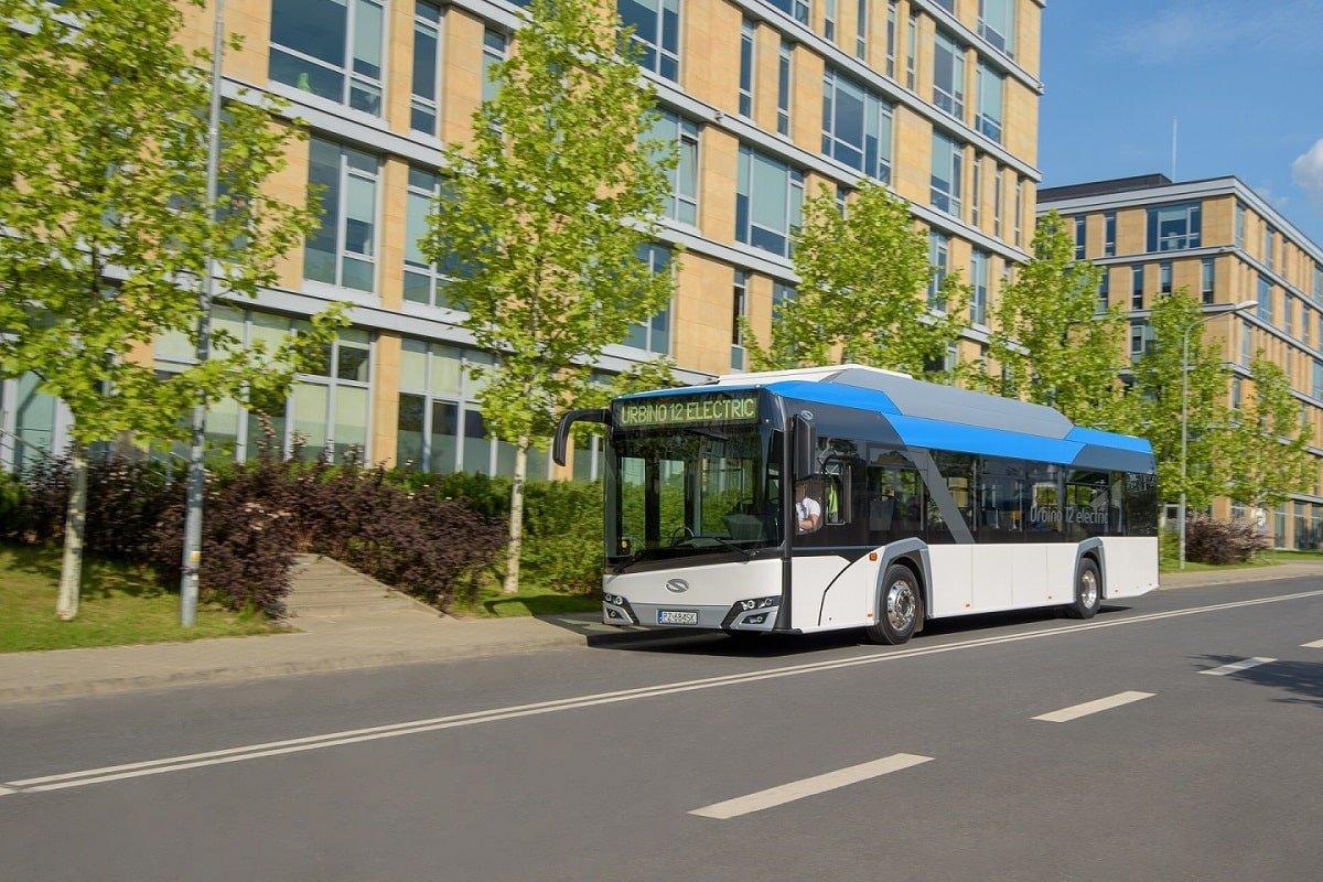 Autobuz Solaris Urbino 12 Electric
