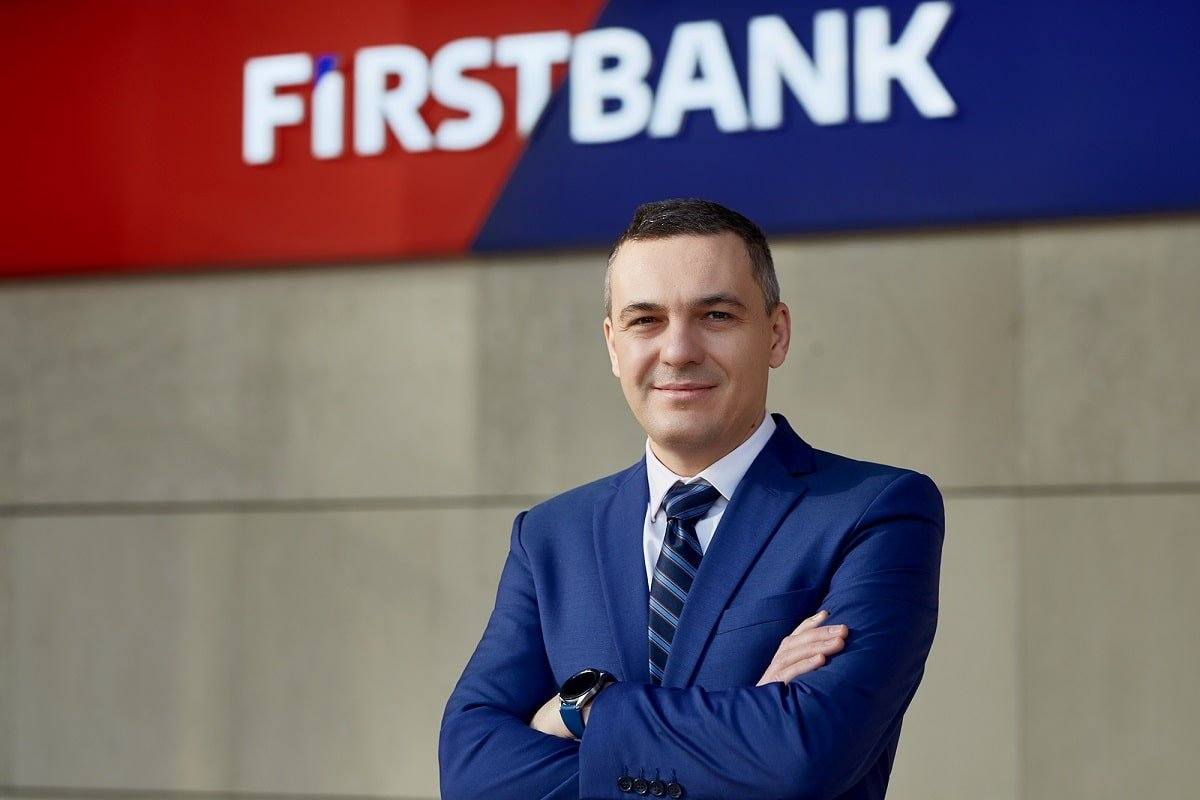 Ionut Encescu, Head of Products First Bank
