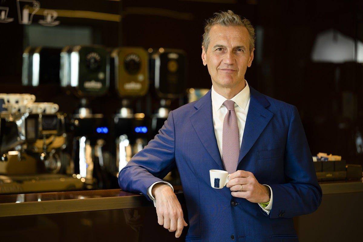 Lavazza_Antonio Baravalle, CEO Lavazza