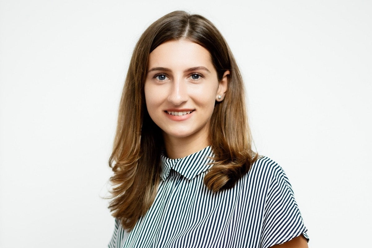Liliana Popa PR Manager Farmec