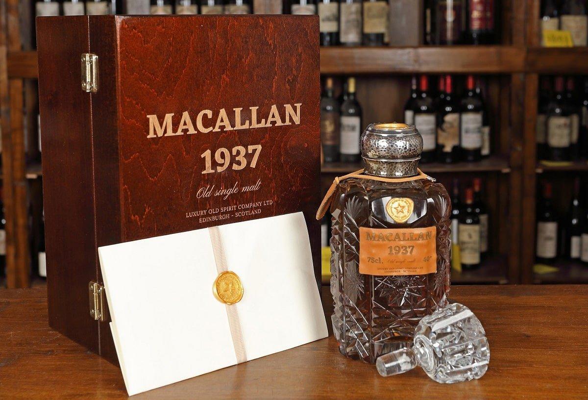 Macallan 1937, old single malt