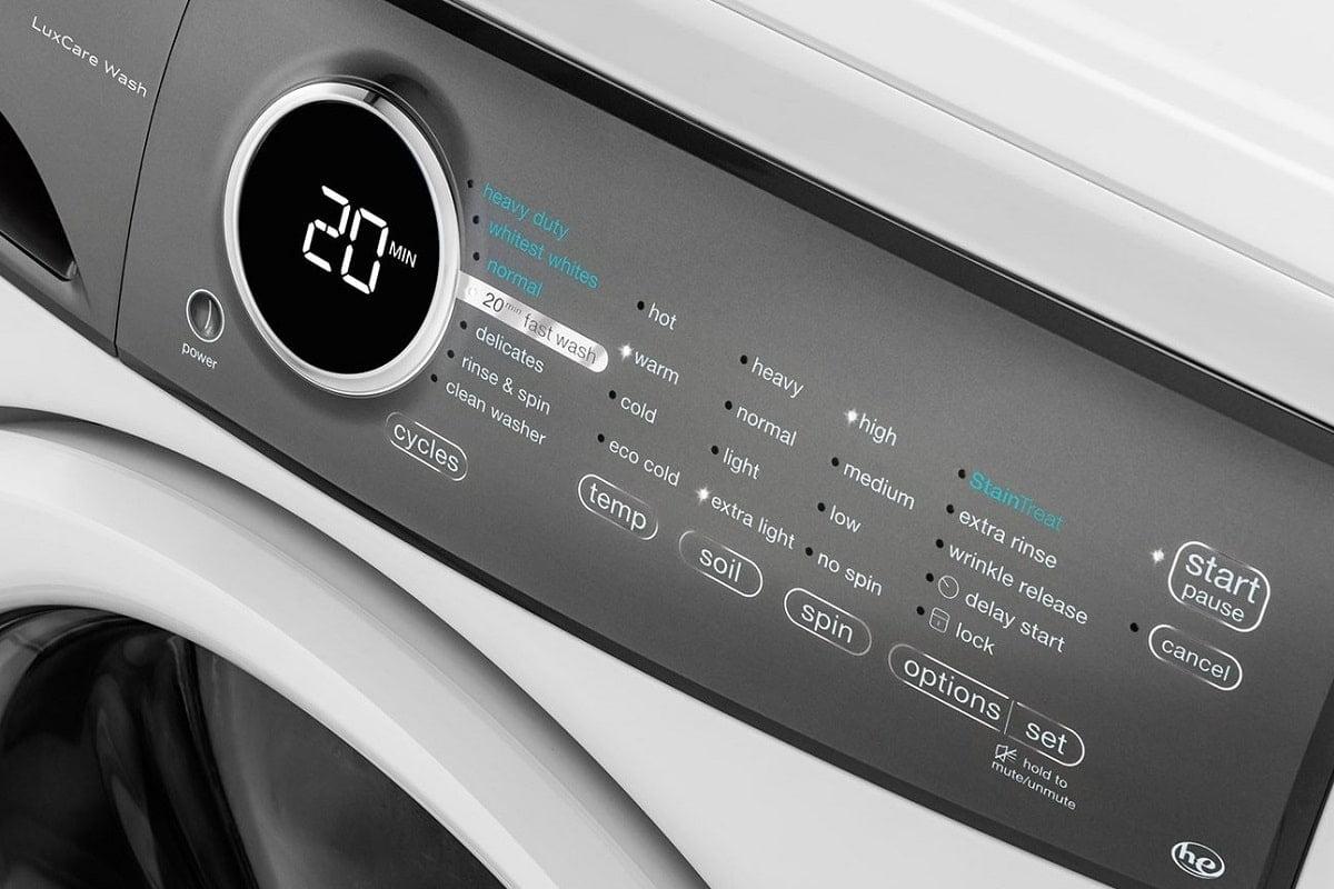 Masina de spalat smart