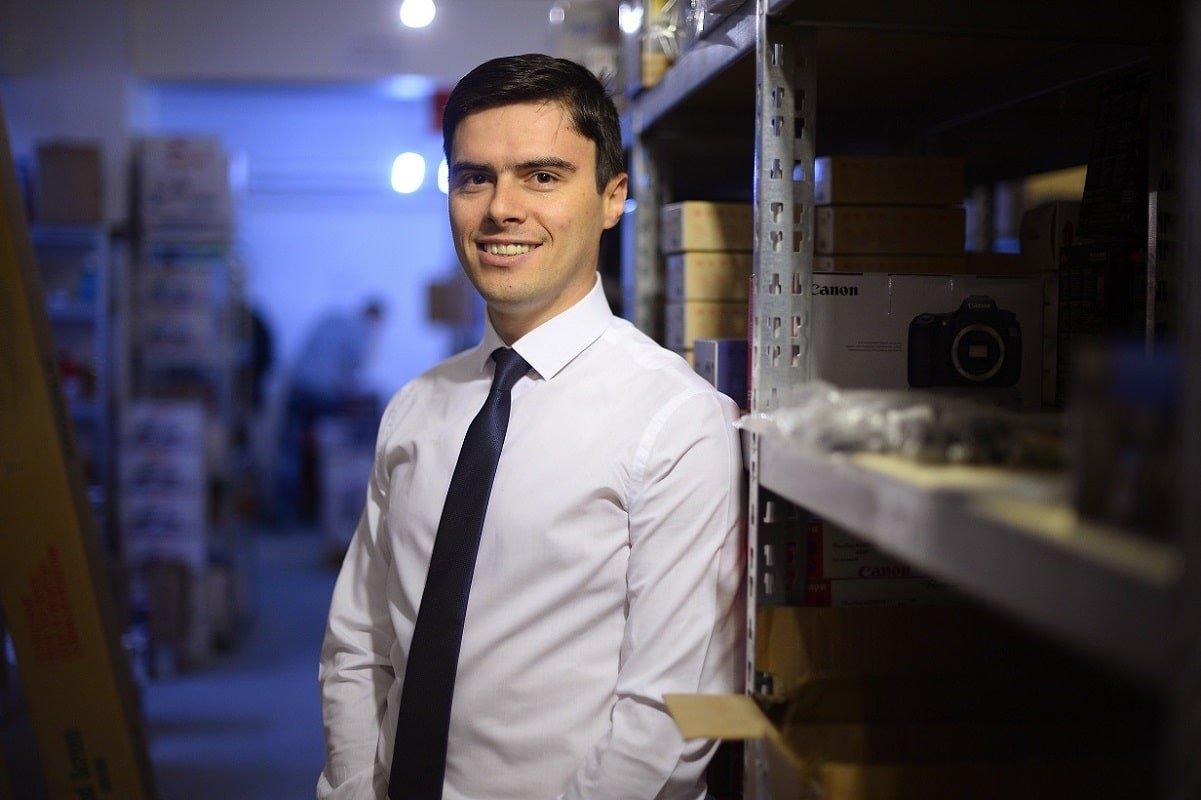 Mihai Patrascu CEO evoMAG