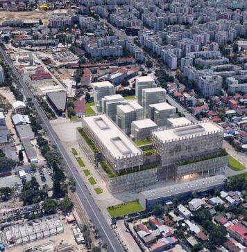 Proiectul One Cotroceni Park
