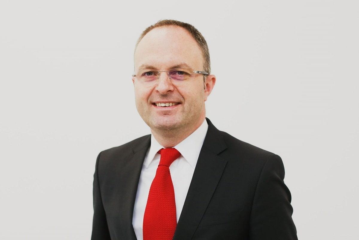 Sorin Dragulin CEO UniCredit Consumer Financing Romania