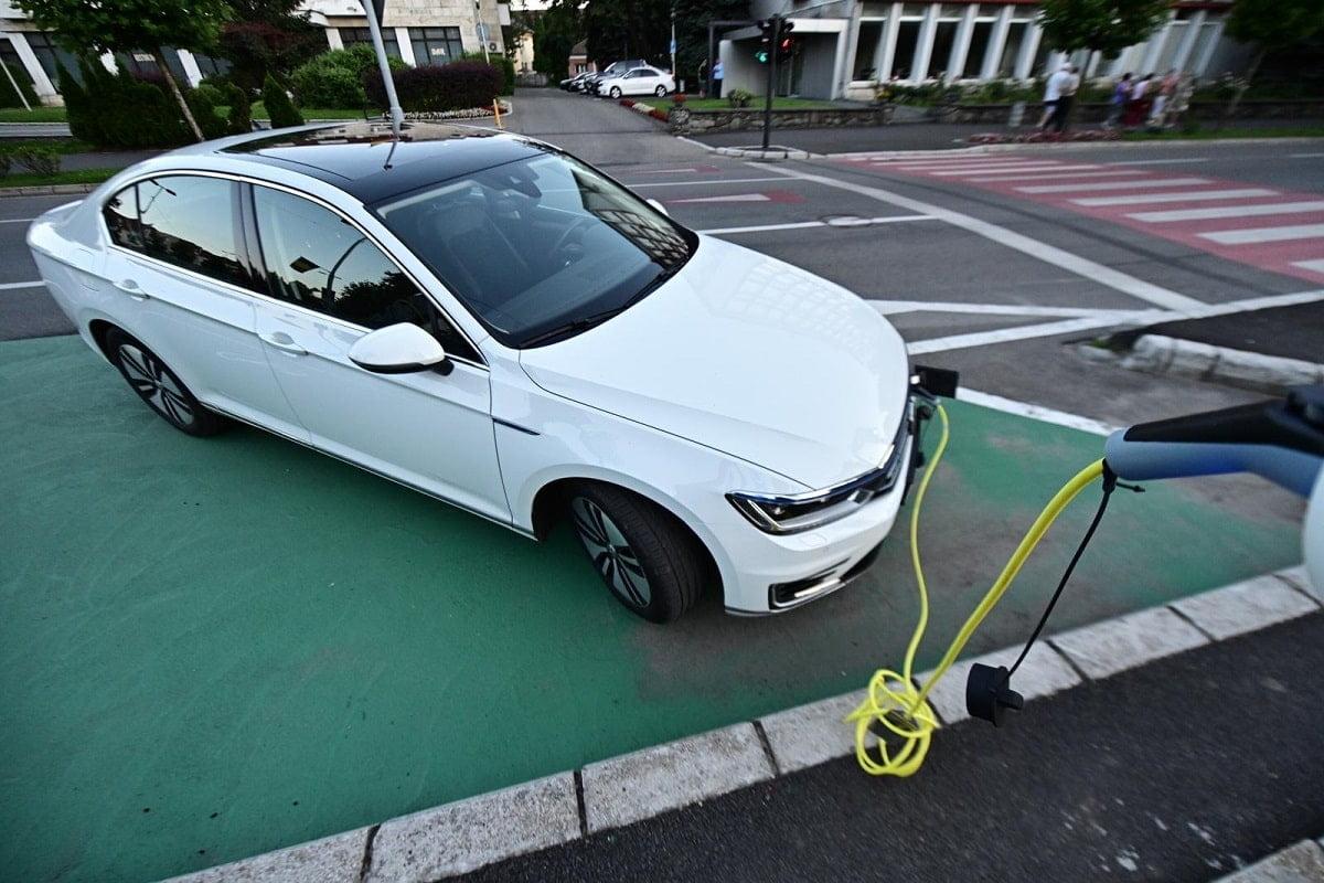 Statie incarcare masini electrice Baia Mare