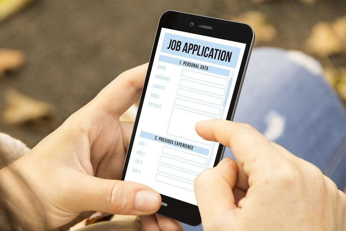 aplicatie job online