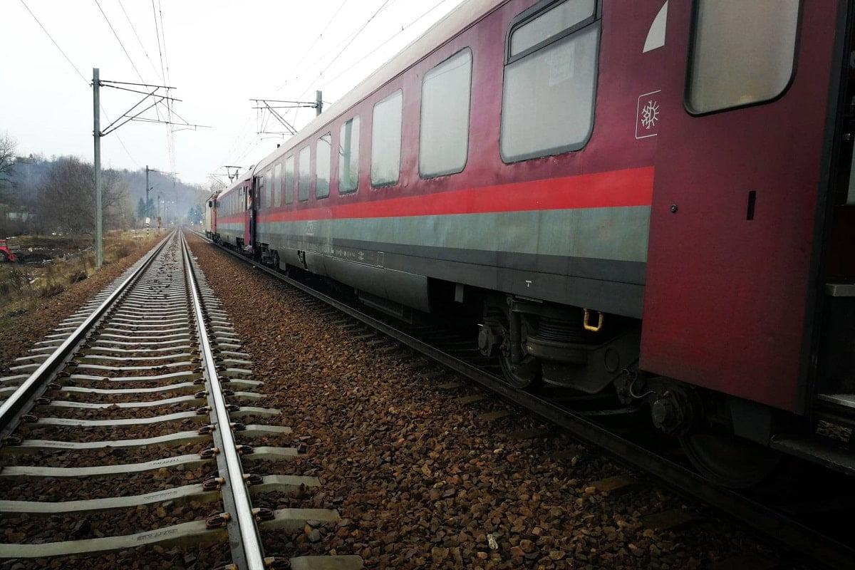 cale ferata tren