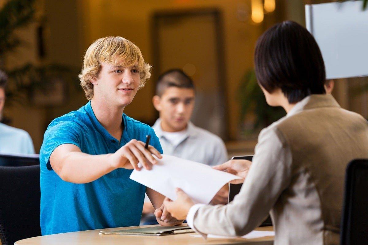interviu angajare student