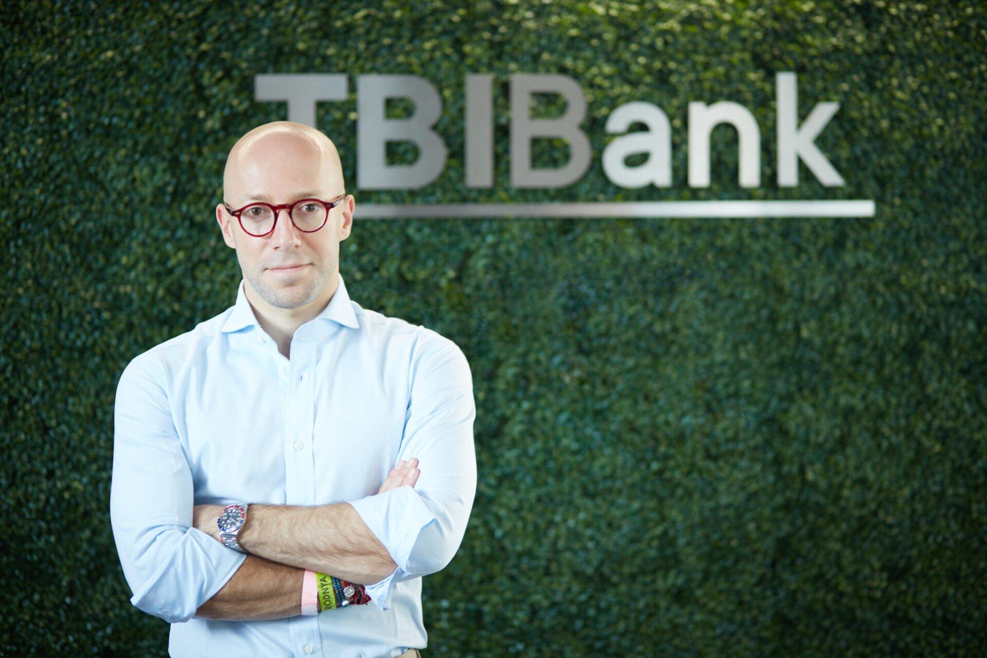 Petr Baron, CEO TBI Bank