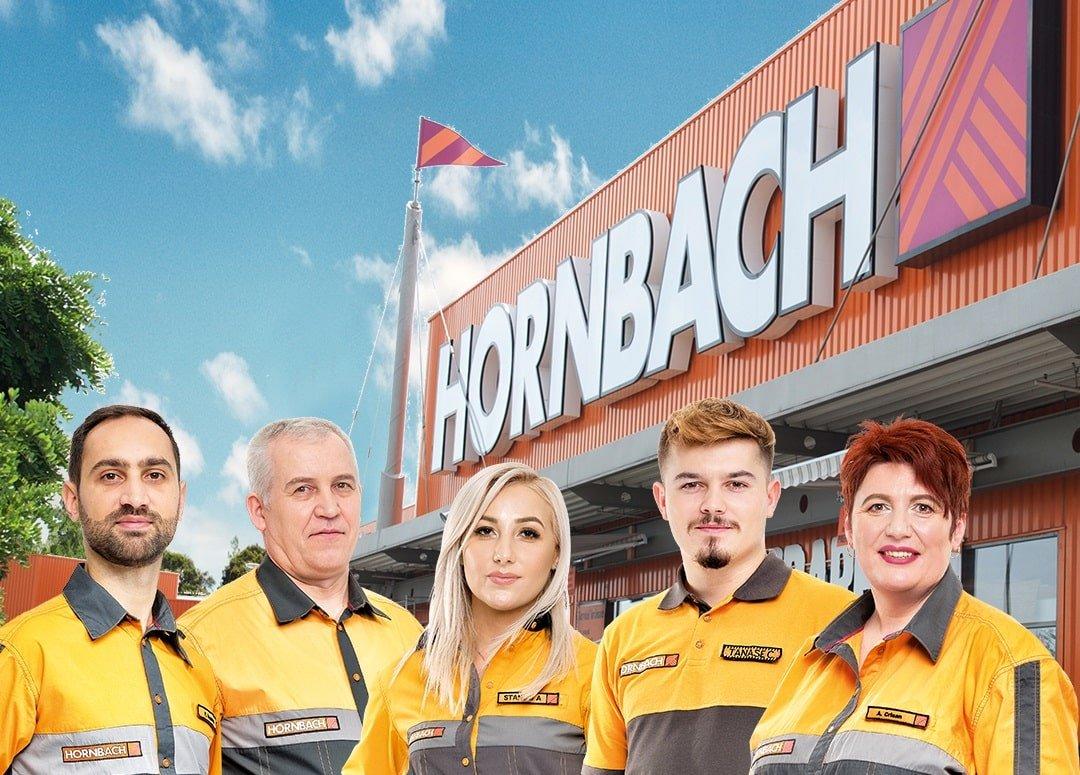 Angajati Hornbach