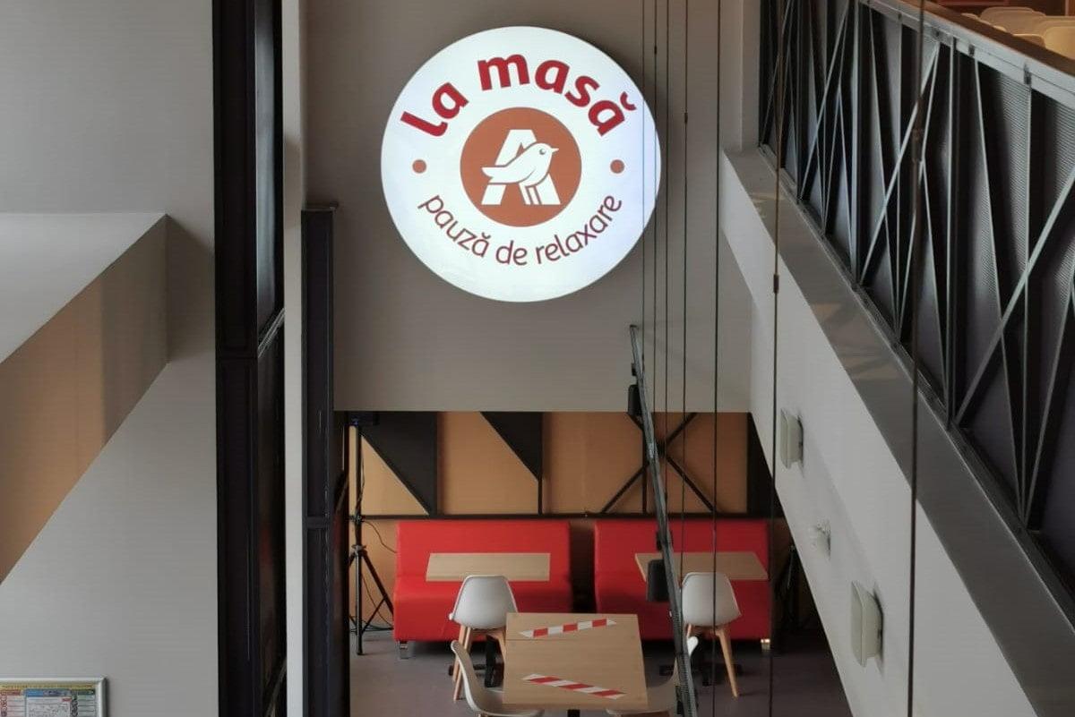Auchan La Masa Obor