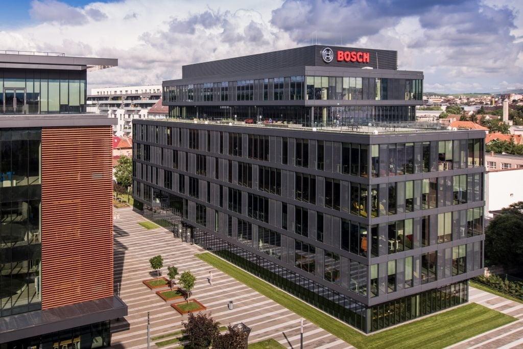 Centrul de Inginerie Bosch Cluj