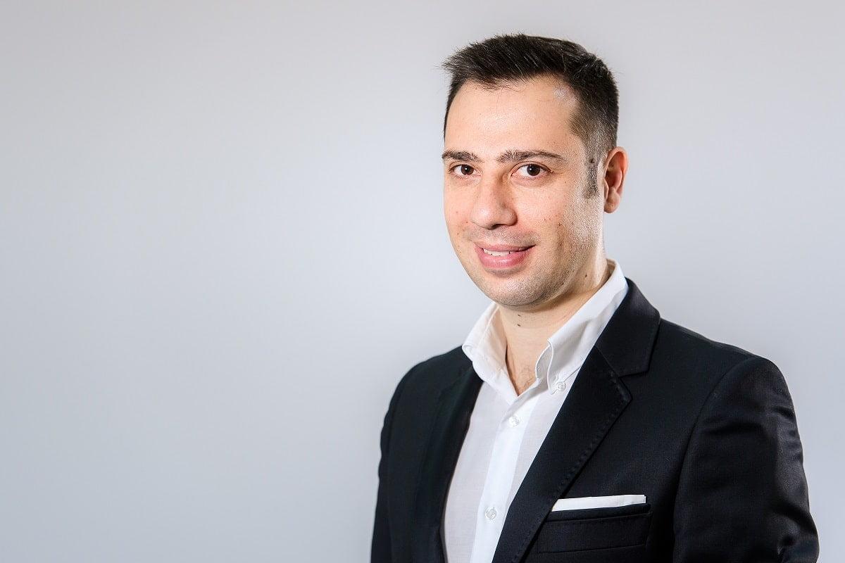 Costin Tudor, fondator si CEO Undelucram.ro