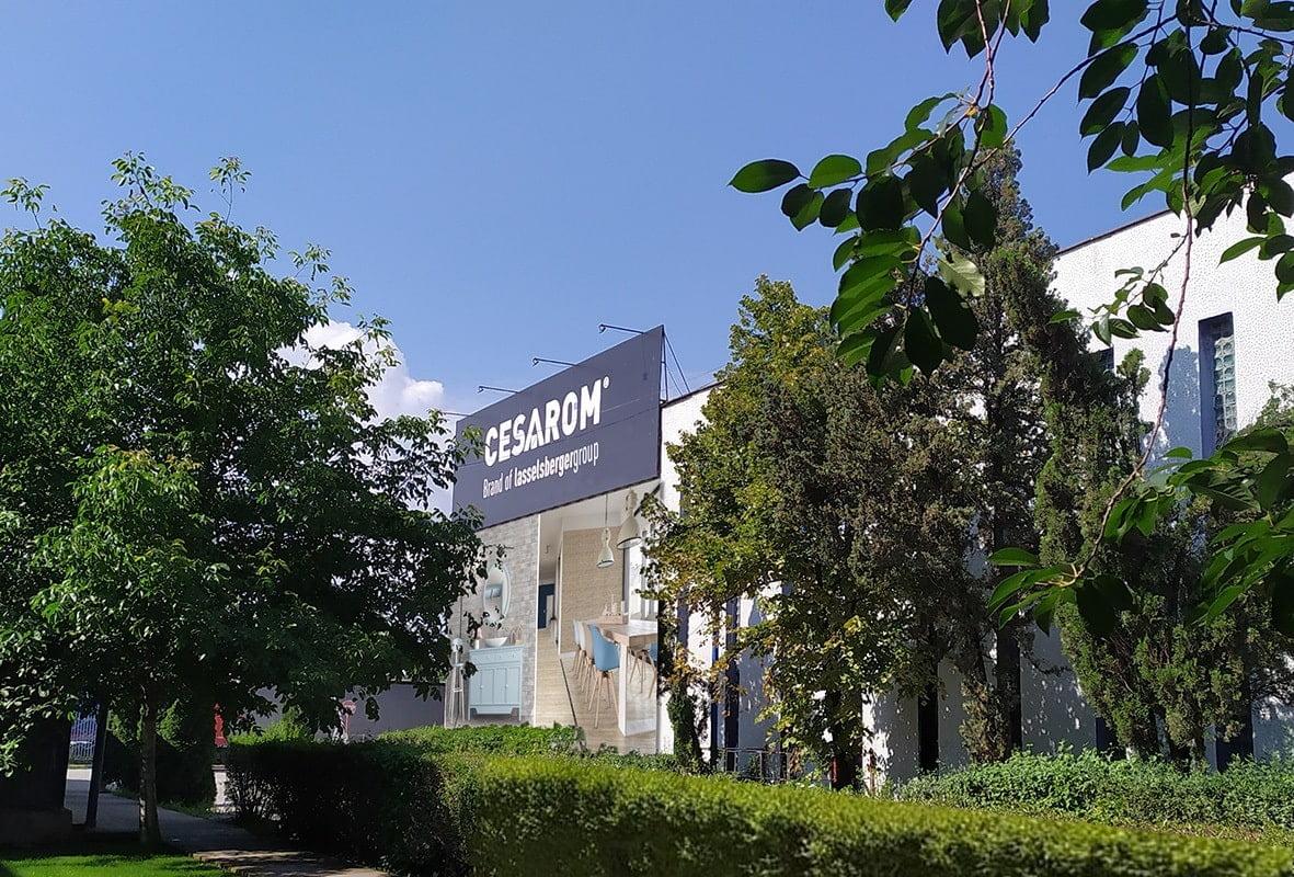 Fabrica Sanex Cluj Napoca