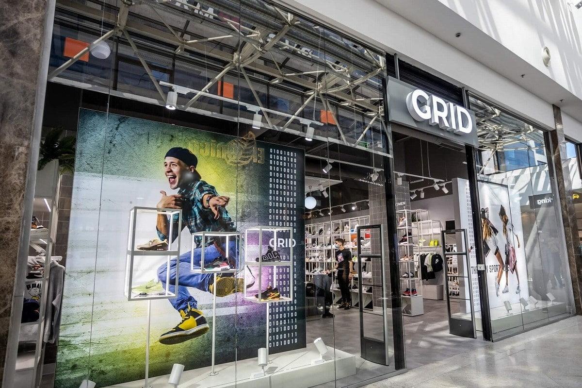 GRID Palas Mall Iasi