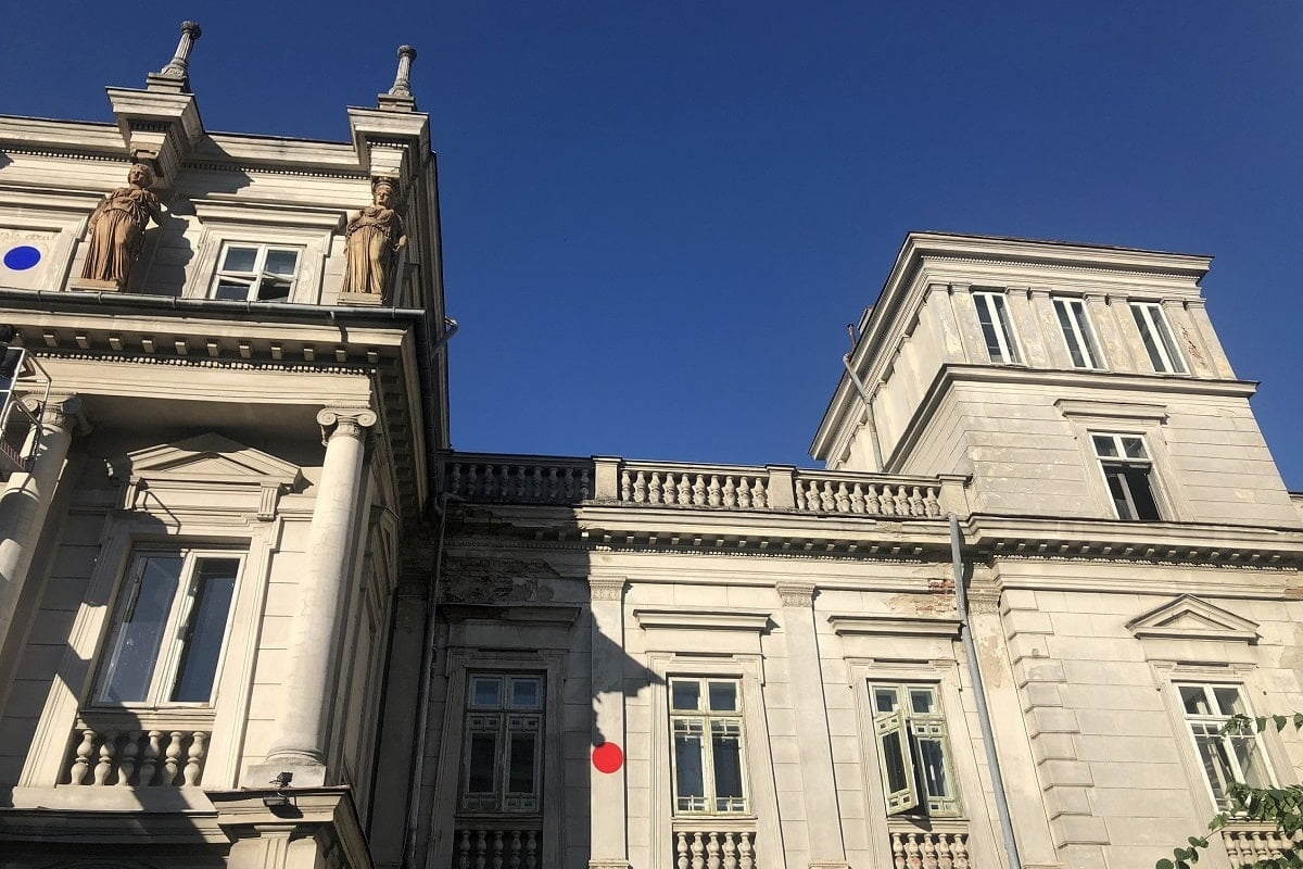 Palatul Stirbei Bucuresti