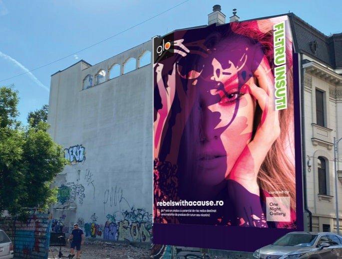 Simulare pictura murala Bucuresti