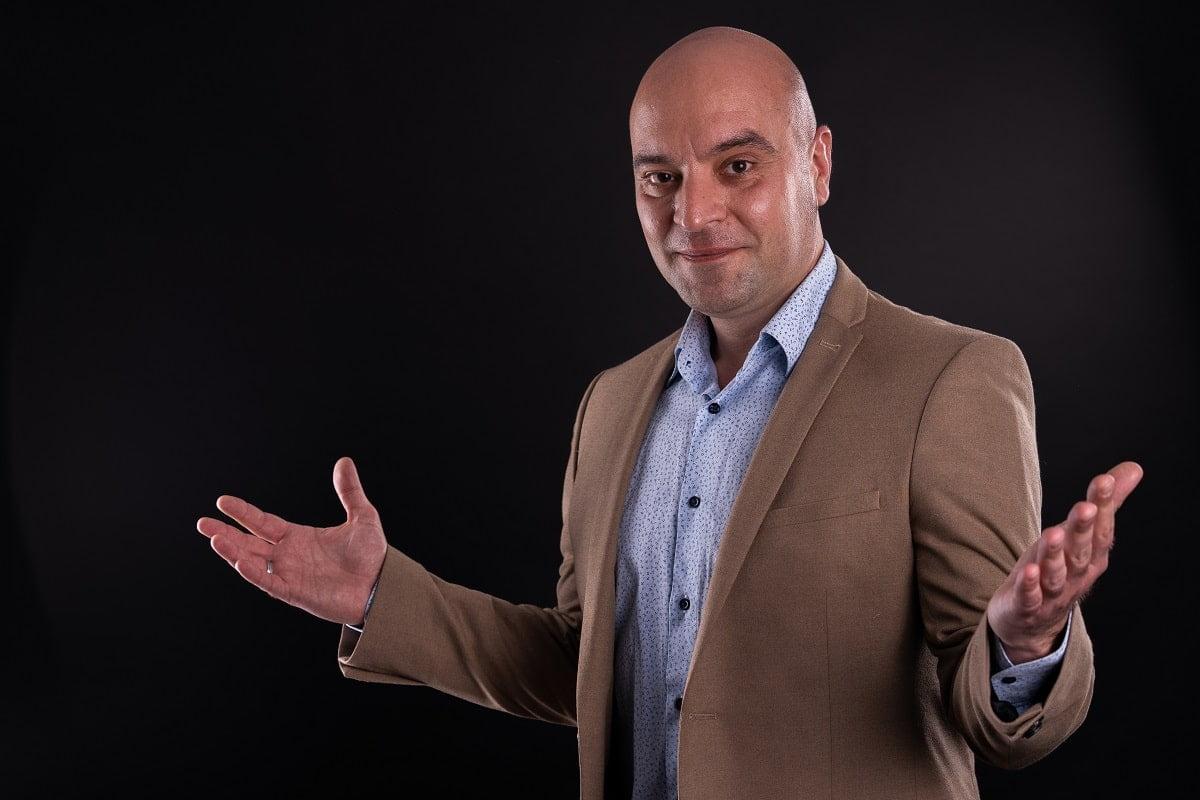 Valentin Anghel, CEO si Founder, AVBS Credit