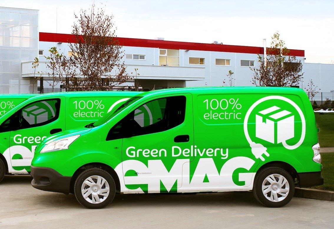 masini electrice eMAG