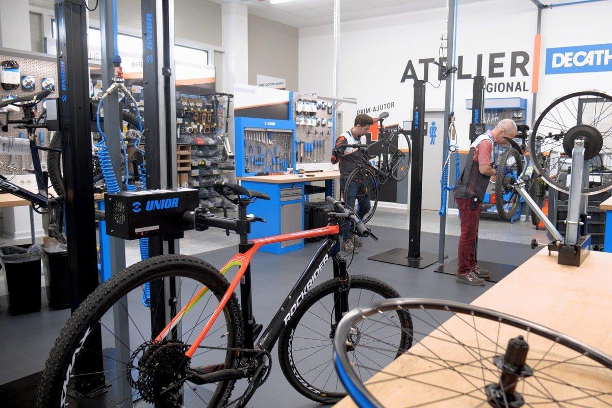Atelier Decathlon