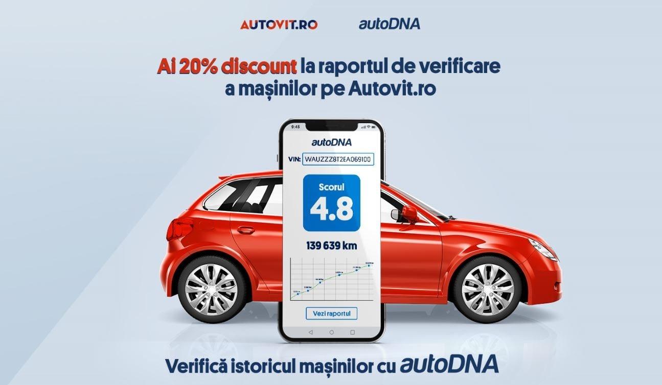 Autovit.ro autoDNA