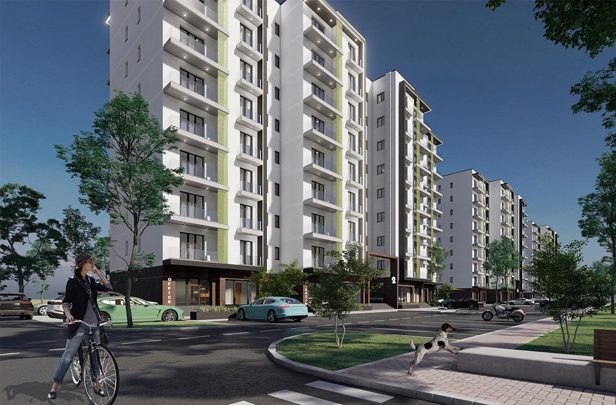SOUTH SIDE RESIDENCE Constanta