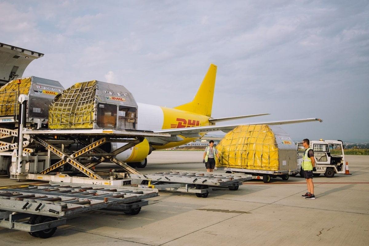 Aeronava Boeing DHL